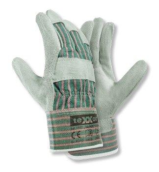 teXXor® Rindkernspaltleder-Handschuh