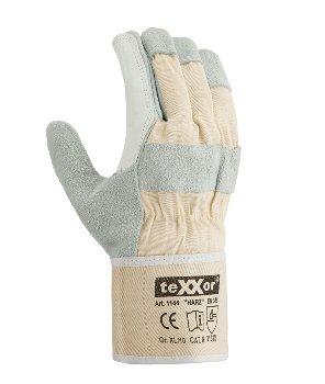 teXXor® Rindspaltleder-Handschuh