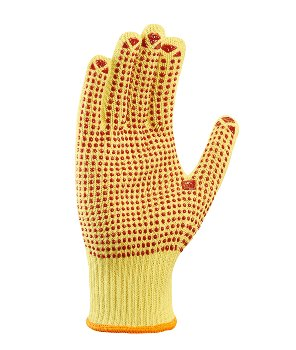 teXXor® Mittelstrick-Handschuh
