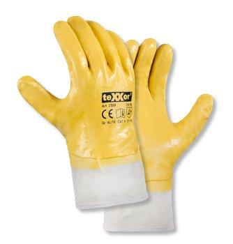 teXXor® Nitril-Handschuhe