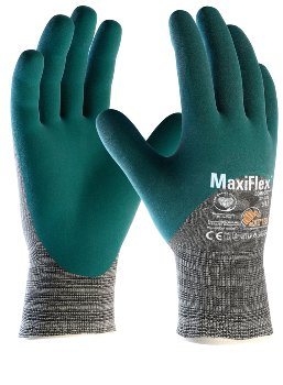 ATG® Baumwoll-/Nylon-Strickhandschuh