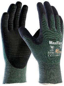 ATG® Schnittschutz-Strickhandschuhe