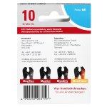 ATG® Nylon-Strickhandschuh