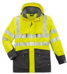 4PROTECT® Warn-Wetterschutz-Jacke