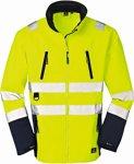 4PROTECT® Warnschutz-Softshelljacke