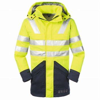 4PROTECT® Multinorm-Warn-Wetterschutz-Jacke