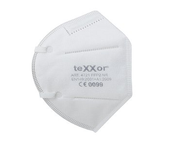 teXXor® Feinstaubmaske